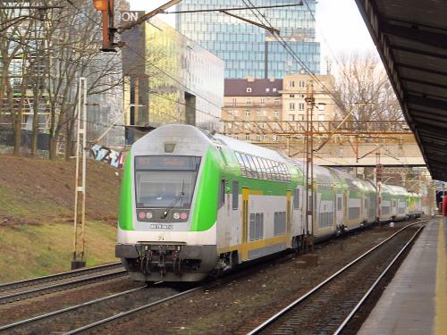 Bombardier, Koleje Mazowieckie