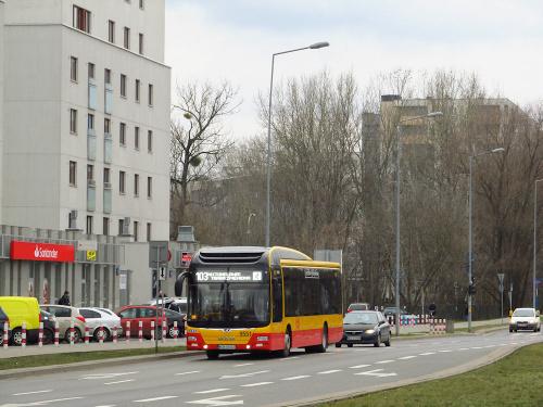 "MAN NL253 Lion`s City Hybrid, #9551, ""Mobilis"" Group"