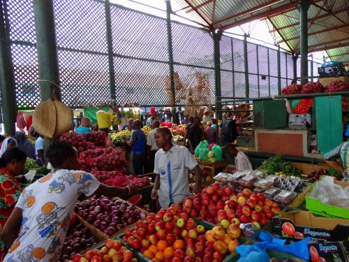 Kenya 2020 - Mombassa Market