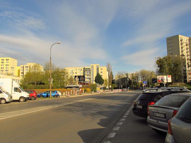 Warszawa - Ursynów, ul. Eugeniusza Romera