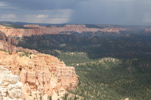 Bryce- - Rainbow Point