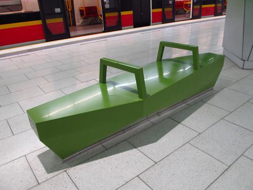 Łódka Księcia Janusza... stacja metra Księcia Janusza
