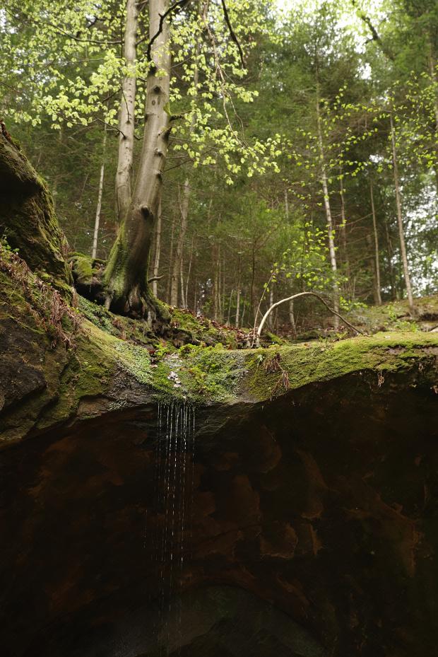 Wodospad : )