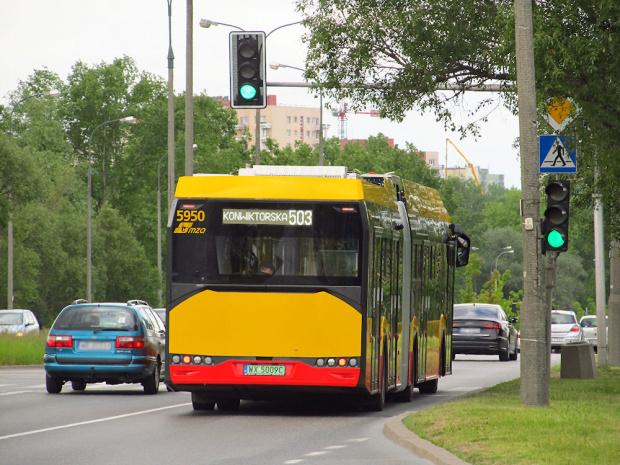 SU18Electric, #5950, MZA Warszawa