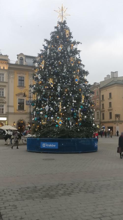 poświąteczny Kraków