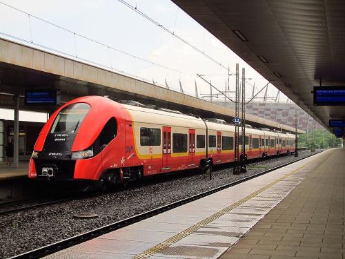 PESA ELF 27WE-011, SKM Warszawa