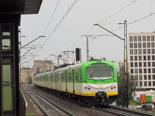 EN57AKM-1582, Koleje Mazowieckie