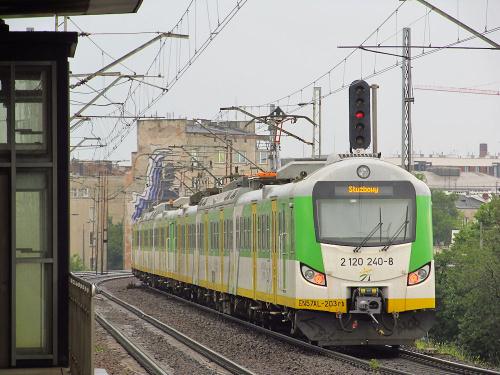 EN57AL-203, Koleje Mazowieckie