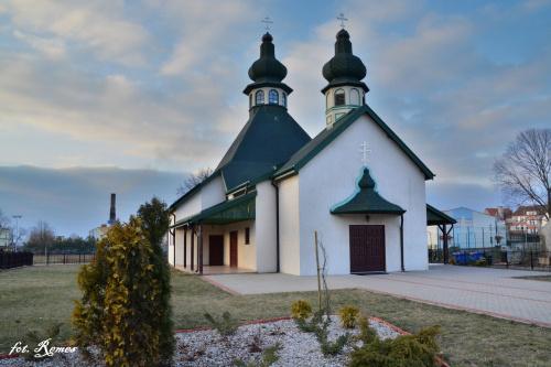 Wydminy - cerkiew