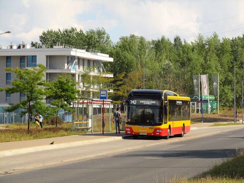 "MAN NL253 Lion`s City Hybrid, #9561, ""Mobilis"" Group"