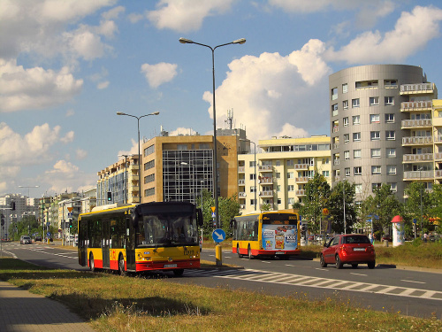 Solbus Solcity SM12, #1209, MZA Warszawa