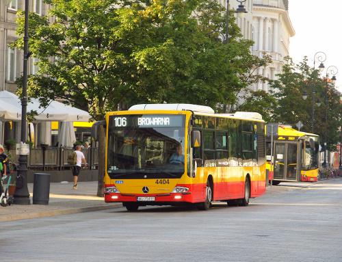 Mercedes Conecto LF, #4404, MZA Warszawa