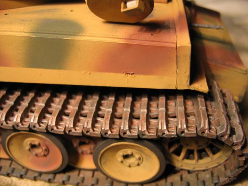 Tiger I 1-25 scale