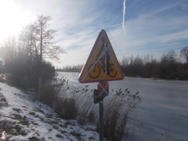 Trwa znakowanie tras rowerowych