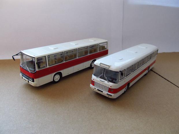 Ikarus 256 & Ikarus 556