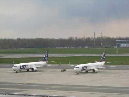 Boeing 737-800, PLL LOT
