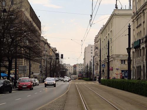 Warszawa, ul. Marszałkowska