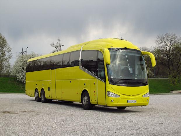 """Scania Irisar i6, """"Kajka"""" Stoczek Łukowski"""