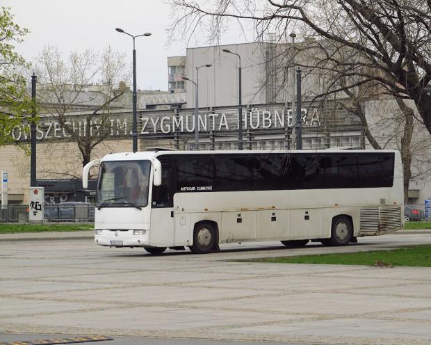 """Irisbus Iliade, """"Kajka"""" Stoczek Łukowski"""
