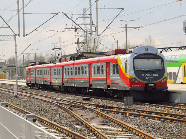 EN57AKM-3005, Koleje Łódzkie