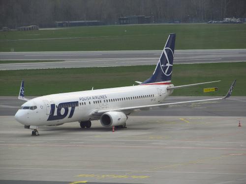 Boeing 737-89P, SP-LWC, PLL LOT