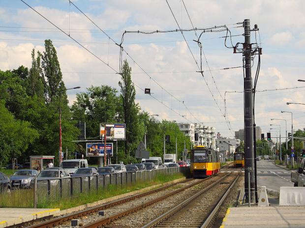 Konstal 105N2k, #2072+2073, Tramwaje Warszawskie