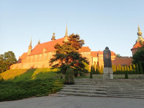 Frombork, rzecz jasna :-)
