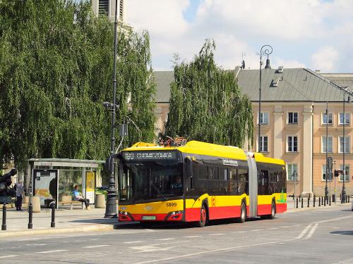 SU18 Electric, #5899, MZA Warszawa