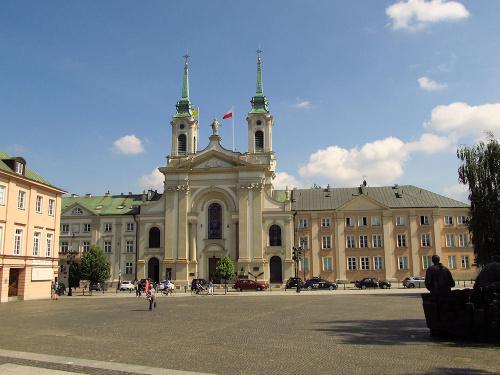 Warszawa, Katedra Polowa Wojska Polskiego