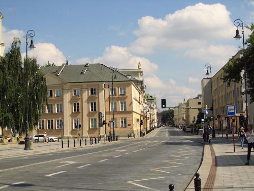 Warszawa, ul. Miodowa