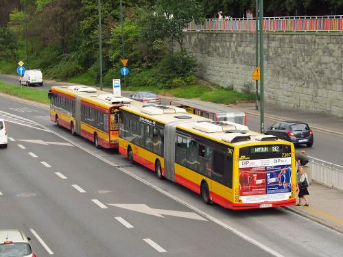 Solbus Solcity 18 LNG, #7307, MZA Warszawa
