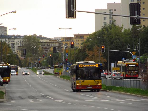 Solbus Solcity 10, #1078, MZA Warszawa