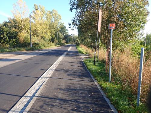 WTR na odcinku Przegalina-Świbno