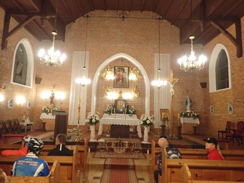 Warszawska 9, Kościół Polskokatolicki pw. Dobrego Pasterza