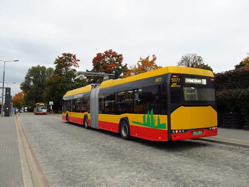 SU18 Electric (IV), #5977, MZA Warszawa
