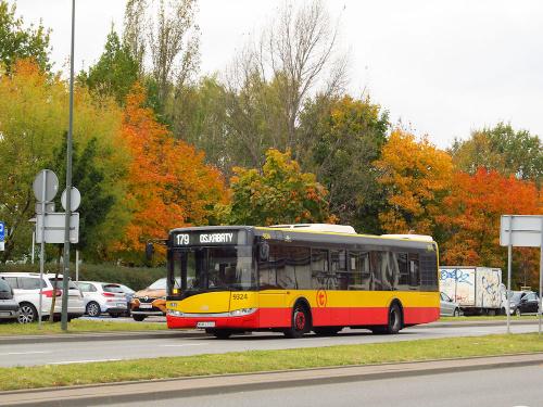 SU12 III, #9324, PKS Grodzisk Mazowiecki
