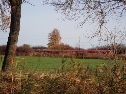 Jak wiadomo, wycieczka bez pociągu się nie liczy ;-)