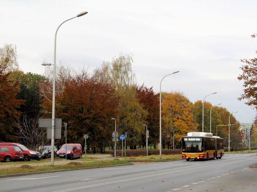 MAN NG313 CNG Lion's City G, #7208, MZA Warszawa